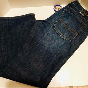 BUFFALO DAVID BUTTER Gane X jeans 👖